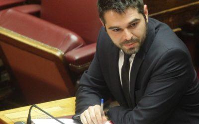 Γ. Σαρακιώτης: «Όταν υπάρχουν δύο γραμμές πλήττεται η αξιοπιστία της χώρας»