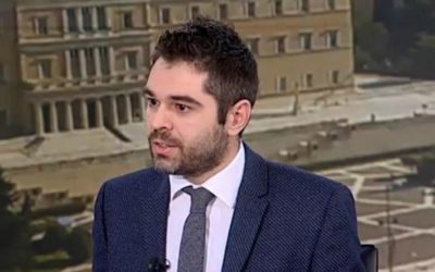 Γ. Σαρακιώτης για αλαζονική συμπεριφορά Α. Γεωργιάδη: «Αλαζονείας ούτις εκφεύγει δίκην»