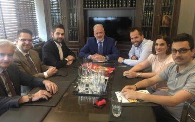 Γ. Σαρακιώτης: «Στα λόγια η στήριξη του Πρωθυπουργού προς τους Δικηγόρους – Πότε θα υλοποιηθεί επιτέλους η εξαγγελία του κ. Μητσοτάκη, κ.κ. Υπουργοί της Νέας Δημοκρατίας;».