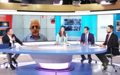 Γ. Σαρακιώτης στο Mega: «Παντελής έλλειψη αστυνόμευσης και στην περιοχή Αμφίκλειας-Ελάτειας-Τιθορέας»