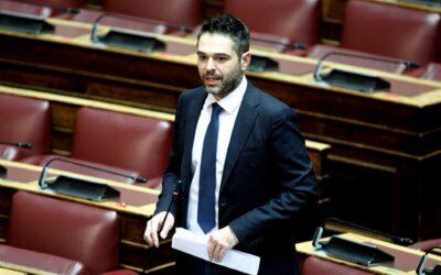 Στη Βουλή έφερε ο Γιάννης Σαρακιώτης την κραυγή αγωνίας του Εμπορικού Συλλόγου Σπερχειάδας