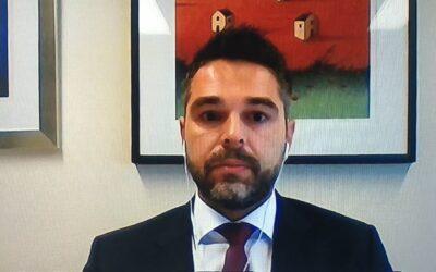 Γ. Σαρακιώτης στον ANT1: «Ο κ. Μητσοτάκης θα ζητήσει μια συγγνώμη από τους πολίτες για το πρωτοφανές κλίμα ανασφάλειας;»