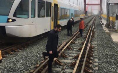 Ερώτηση Γ. Σαρακιώτη για το σιδηροδρομικό δίκτυο της Φθιώτιδας: «Θα σφυρίξουν τα τρένα στη Φθιώτιδα κύριοι της Ν.Δ.;»