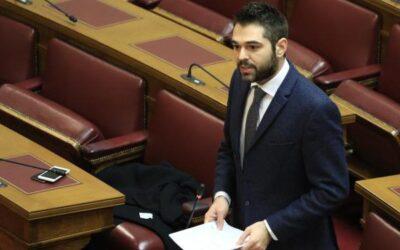 Ερώτηση Γ. Σαρακιώτη για την απαξίωση των Γενικών Αρχείων του Κράτους στη Στερεά Ελλάδα