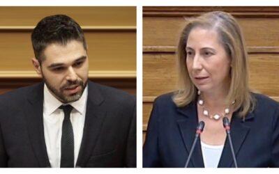 Κοινοβουλευτική παρέμβαση Γ. Σαρακιώτη – Μ. Ξενογιαννακοπούλου για το θανατηφόρο εργατικό δυστύχημα στην Αταλάντη
