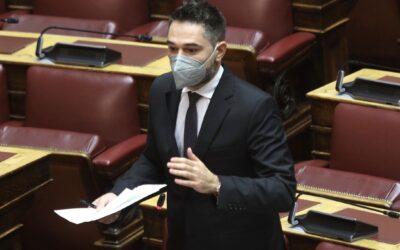 Ο σιδηροδρομικός στραγγαλισμός της Φθιώτιδας στη Βουλή από τον Γιάννη Σαρακιώτη – «Καμία απάντηση από τον κ. Καραμανλή – Αναπολεί και αυτός το 2016»